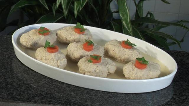 A gefilte fishy holiday tradition midlife bat mitzvah for Jewish gefilte fish
