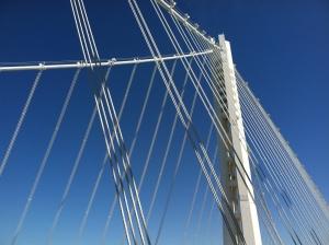 New bridge / Photo by Ilana DeBare