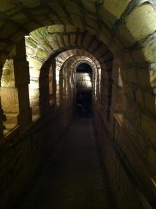 Paris catacombs/ Photo by Ilana DeBare