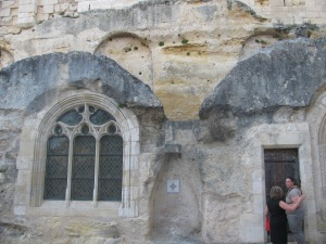 Monolithic Church, carved into the rock / Photo by Ilana DeBare