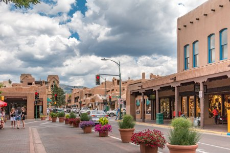 Downtown-SantaFe